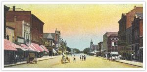 Historic Celina TX