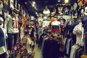 custom t shirt shopping